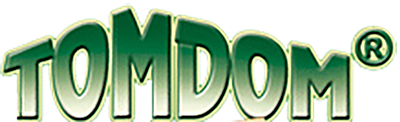 TomDom Logo